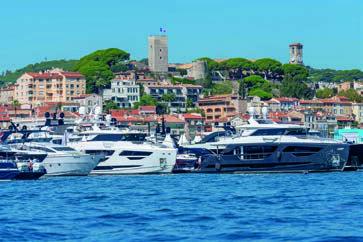RIVIERA : le grand retour des salons nautiques – Cannes Yachting Festival
