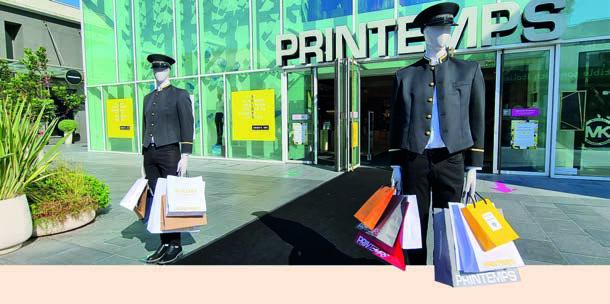 PRINTEMPS POLYGONE RIVIERA: SOIGNEZ VOTRE IMAGE avec le shopping personnalisé